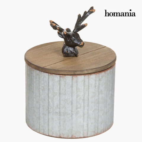 Boks i træ by Homania