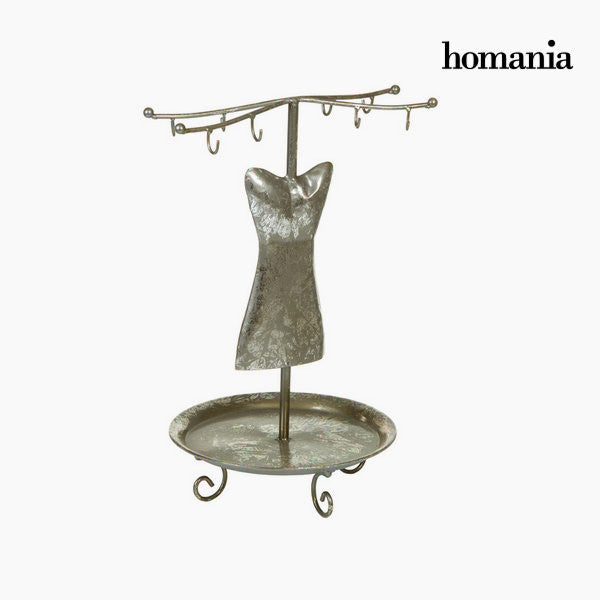 Metal jewellery rack by Homania