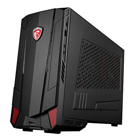 Gaming PC MSI 9S6-B90811-005 Intel® Core i5-7400 16 GB 1 TB + 128 GB SSD GTX 1060 Windows 10