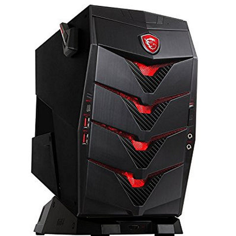 Gaming PC MSI 9S6-B90911-010 Intel® Core i7-7700K 16 GB 2 TB + 256 GB SSD GTX 1080 Windows 10