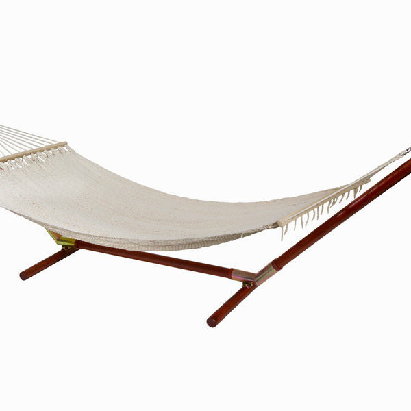 Hammock support by Craften Wood