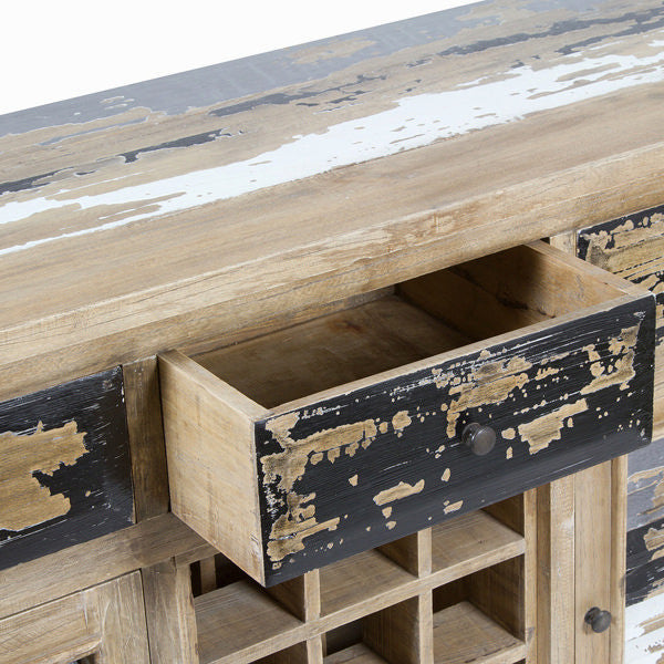 Sideboard with 2 doors - Poetic Collection by Craften Wood