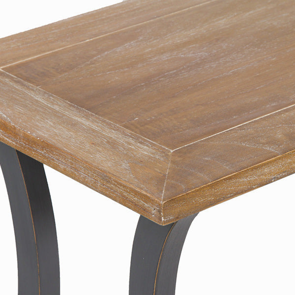 Hallway table by Craften Wood