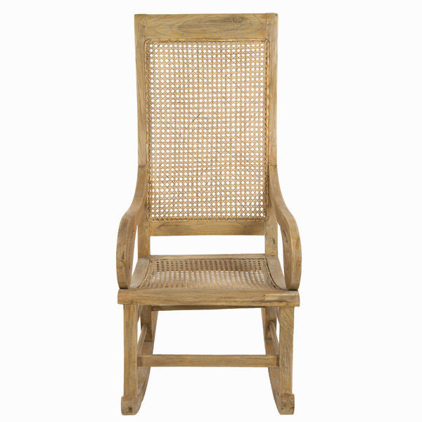 Rocking chair by Craften Wood