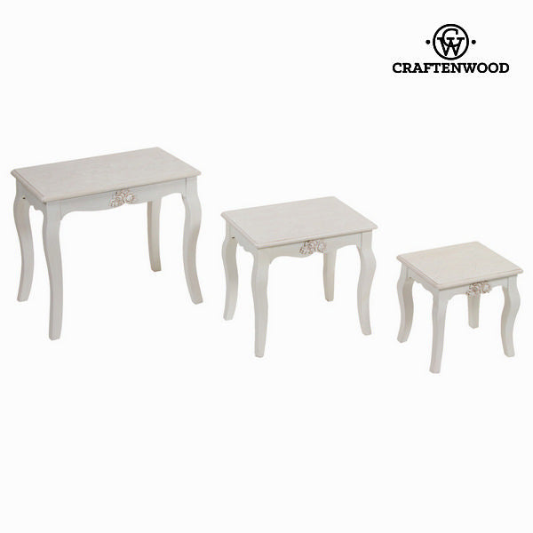 Set of three tables - Spring Collection by Craften Wood