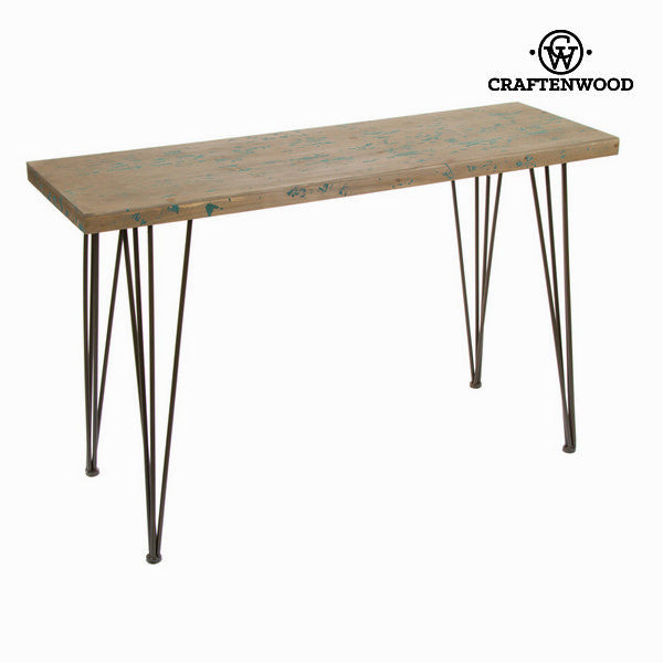 Table with metal feet by Craften Wood