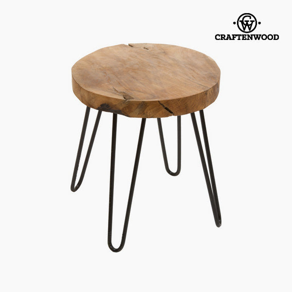 Kiel wooden stool by Craftenwood