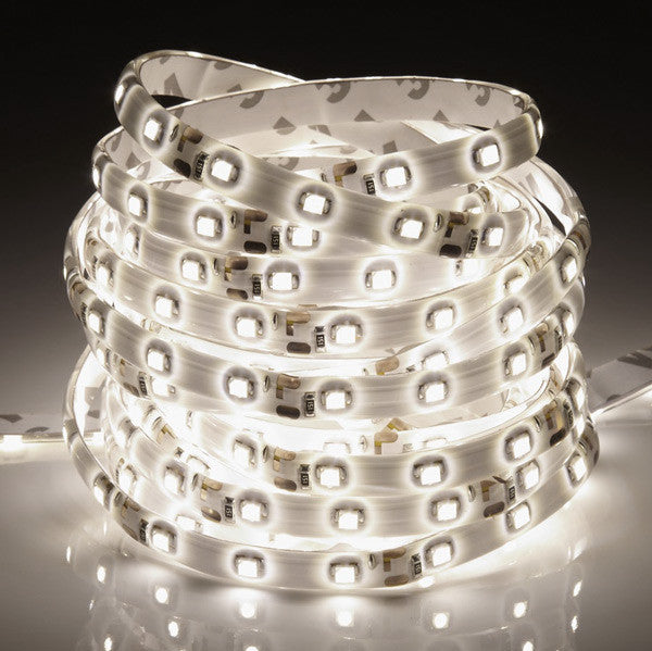 MegaLed Indendørs hvid LED Strip (90 LED)