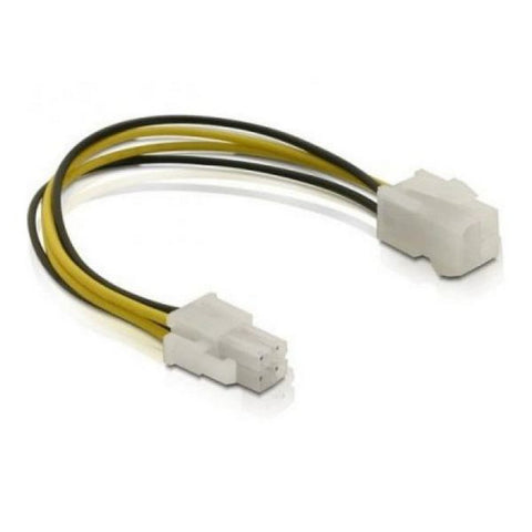 DELOCK Supply Cable connectors 4 pins M/H