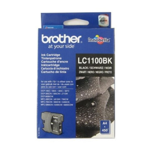 Brother LC1100BK Black Ink cartidge