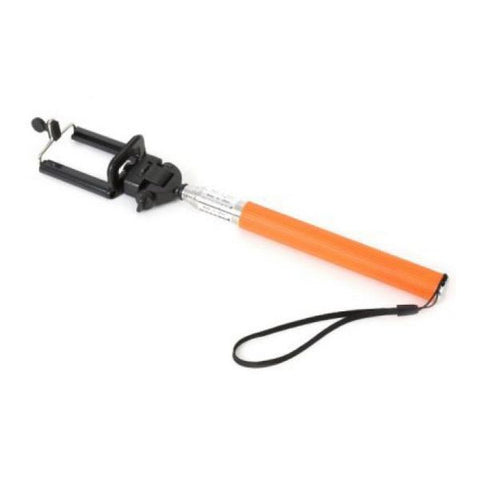 OMEGA OMMPKO Basic Selfie Stick 29-115CM Orange