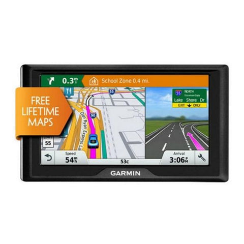 GARMIN DRIVE 60 LM SE 6'' 15 With Free Country Maps