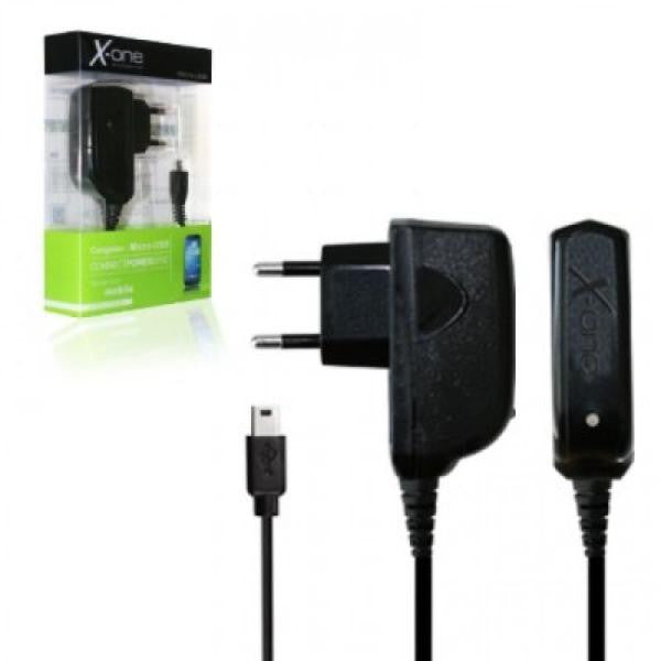 X-One MicroUSB Wall Charger 1A