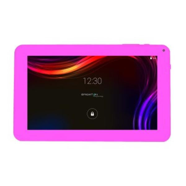 Brigmton Tablet 9'' HD Qcore 910 8GB Pink