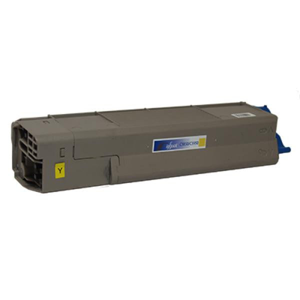 iggual Recycled Toner Cartridge Oki 43865721 yellow