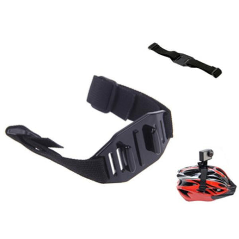 TAMTAM Adaptor Casco + Connection Compatible GoPRO