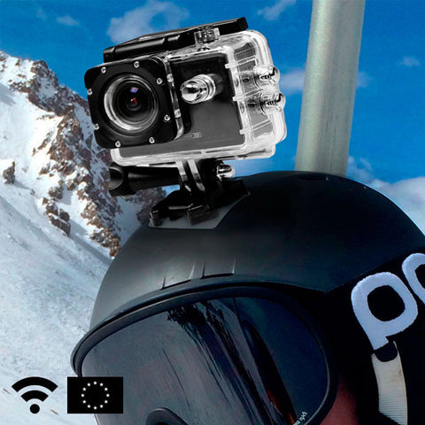 GoFit Sports Camera with Wi-Fi