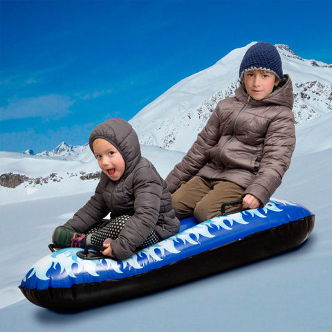 Ice Inflatable Snow Boogie Inflatable (2 seats)