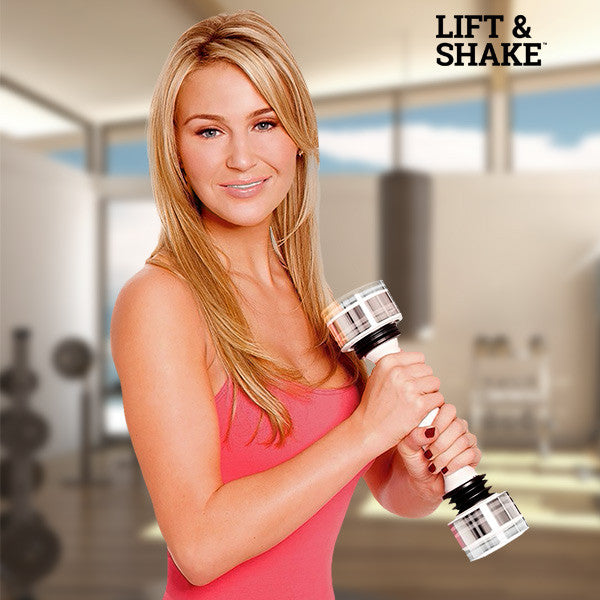 Lift & Shake Women's Dumbbell