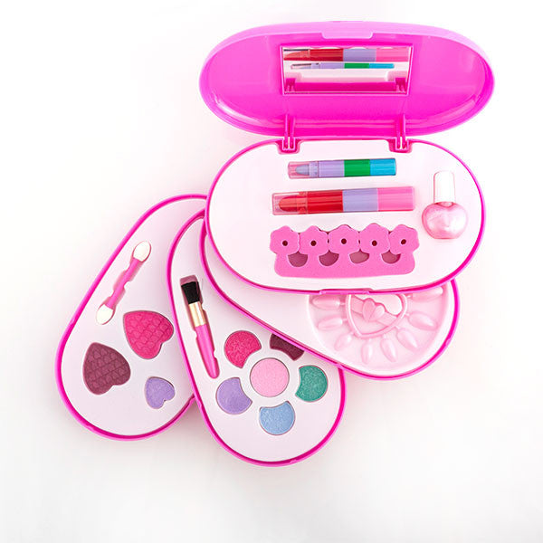 Child's Make-up Case with Mirror