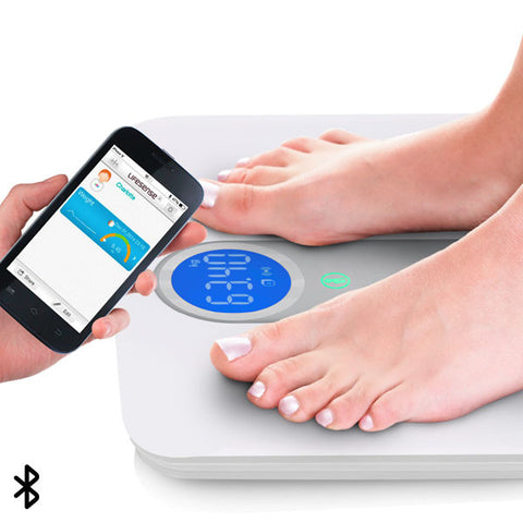 TopCom WG2495 Bluetooth Digital Scale