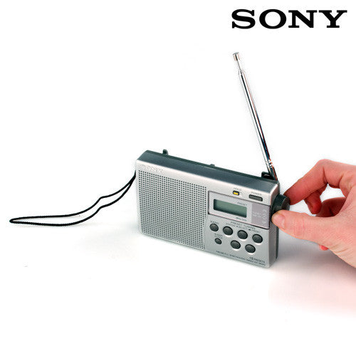 Sony ICFM260 Transportabel Digitalradio