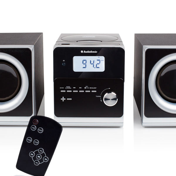 AudioSonic HF1260 Mini Stereo System