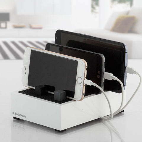 AudioSonic PB1726 Charging Station for Mobiles