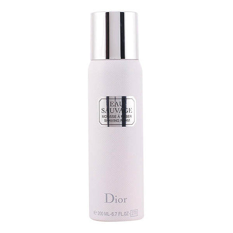 Dior - EAU SAUVAGE shaving foam 200 ml