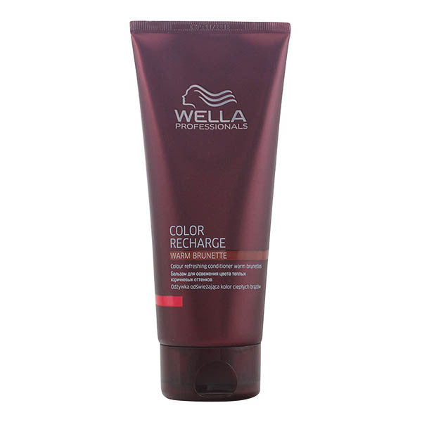 Wella - COLOR RECHARGE warm brunette conditioner 200 ml