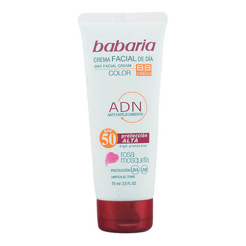 Babaria - ADN bb cream SPF50 75 ml