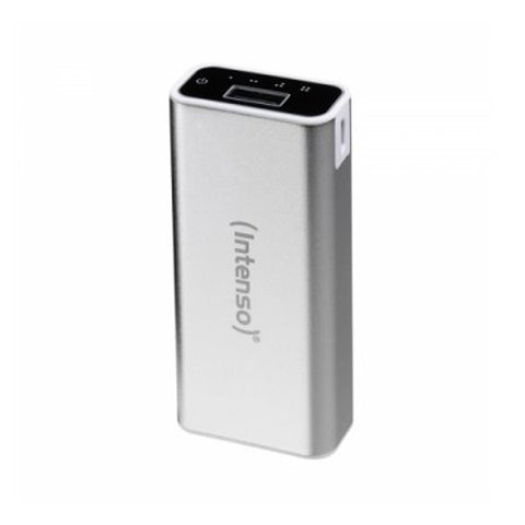 Intenso 7322421 Powerbank 5200 Silver Aluminium