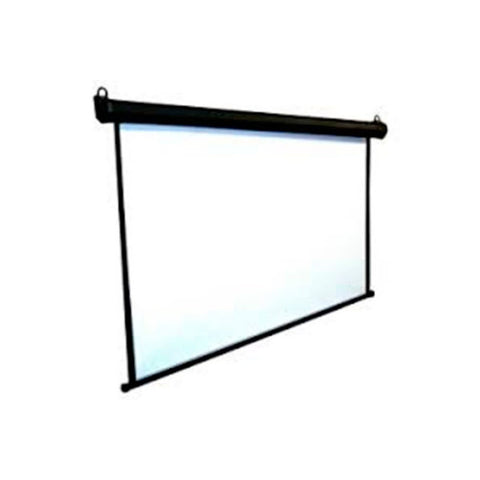 iggual Panoramic Elec. Screen 92'' 203x114 cm Remote Cont.
