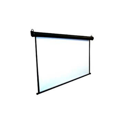 iggual Panoramic Elec. Screen 80'' 184x104 cm Remote Cont.