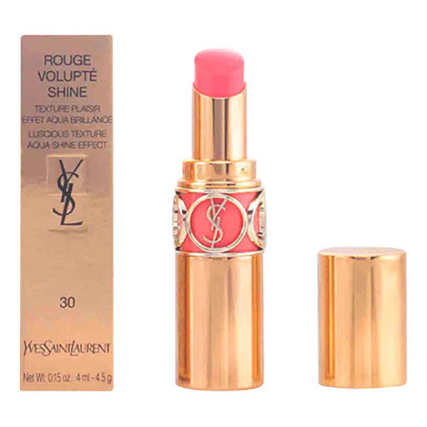Yves Saint Laurent - ROUGE VOLUPTE SHINE 30-coral ingenious 4 ml