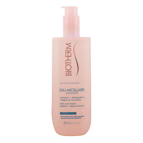 Biotherm - BIOSOURCE eau micellaire 400 ml