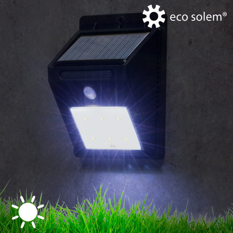 Eco Solem Solar Light with Motion Sensor