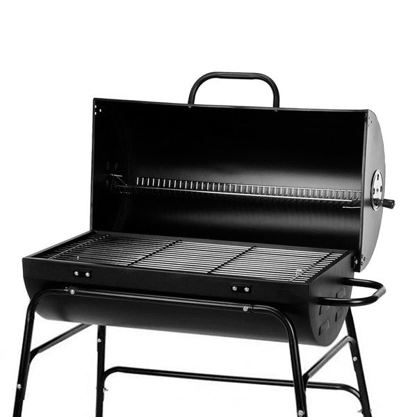 BBQ Classics 1871VA Cylindrical Coal Barbecue