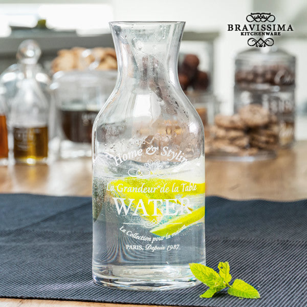 Bravissima Kitchen Vintage Glass Bottle