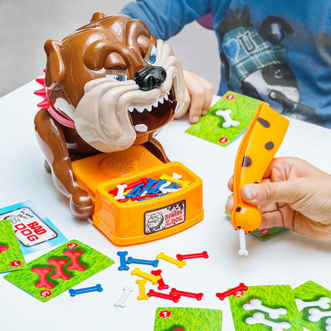 Beware of the Dog! Board Game