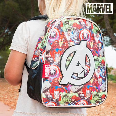 Avengers School Backpack