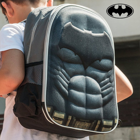 Batman 3D School Backpack