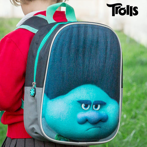 Branch (Trolls) 3D School Backpack