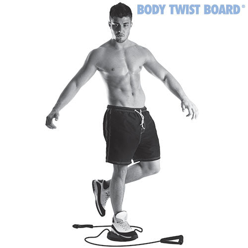 Body Twist Board Revolving Board