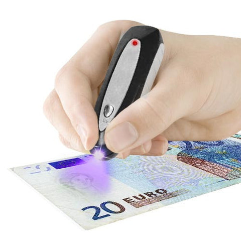Banknote Check Fake Note Detector