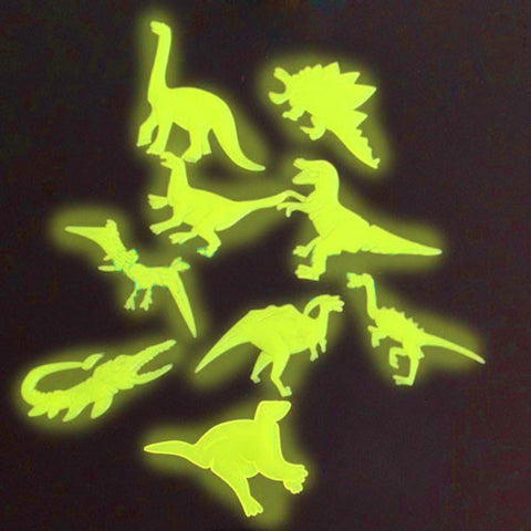 Glow-in-the-Dark Dinosaurs