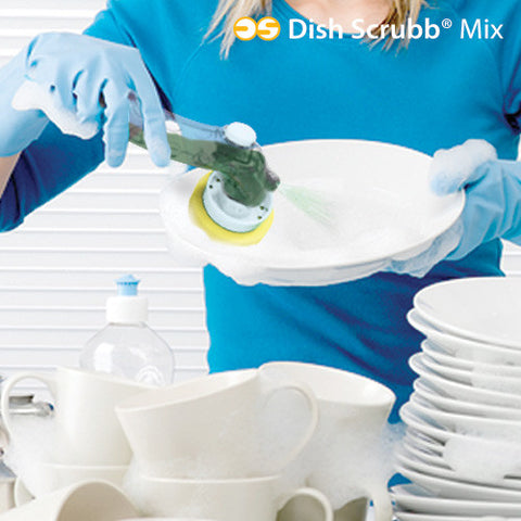 Dish Scrubb Mix Cleaning Kit (5 pieces)