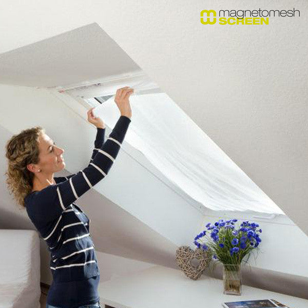 Magneto Mesh Screen Mosquito Net for Windows
