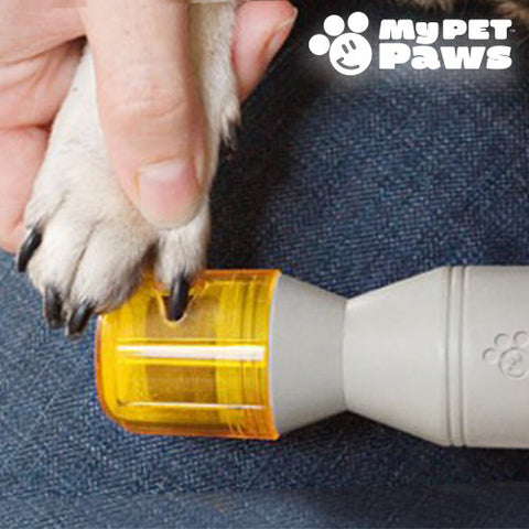 My Pet Paws Pet Pedicure