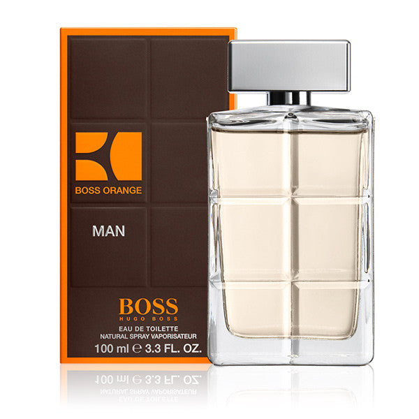 Hugo Boss-boss - BOSS ORANGE MAN edt vapo 100 ml